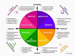 Quinn's Competing values Framework 2