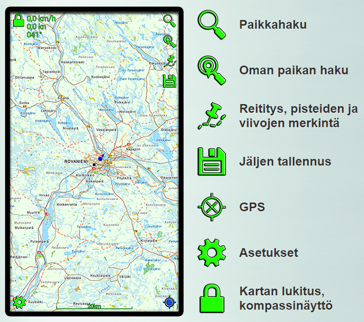 mapitare